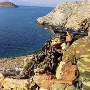 EKTAKTO – Κόλαση πυρός στο Ανατολικό Αιγαίο: «Φράγμα» με μαζικές βολές όπλων ευθυτενούς τροχιάς προς τηΤουρκία!