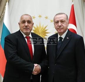 Ο Μπορίσοφ κατάφερε τον Ερντογάν να στέλνει τους μετανάστες μόνο στηνΕλλάδα