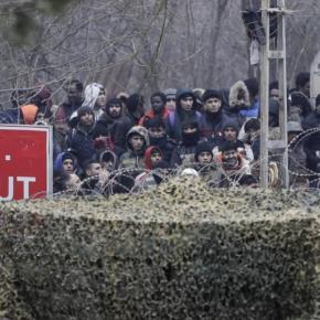 Κλεφτοπόλεμος και συγκρούσεις στα σύνορα – Καταφθάνουν συνεχώς μετανάστες από τηνΤουρκία