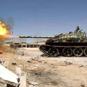 «Σφυροκοπούν» τους Τούρκους στη Λιβύη: Ο Εθνικός Στρατός πολιορκεί το αεροδρόμιο & το λιμάνι τηςΤρίπολης