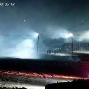 Βίντεο ντοκουμέντο από θερμική κάμερα της επιχείρησης παραβίασης των συνόρων στονΈβρο!