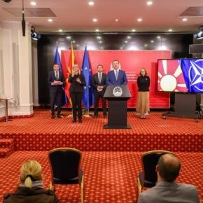 Μετά την επικύρωση της Ισπανίας, η Βόρεια Μακεδονία επίσημα στοΝΑΤΟ