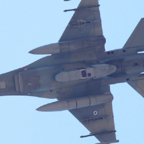 F-16 Block 52M και ατρακτίδια DB-110 στη μάχη της επιτήρησης τωνσυνόρων