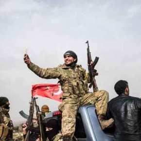 Kατάρρευση Ερντογάν: Δεν έχει λεφτά να πληρώσει τους ισλαμιστές τηςΣυρίας
