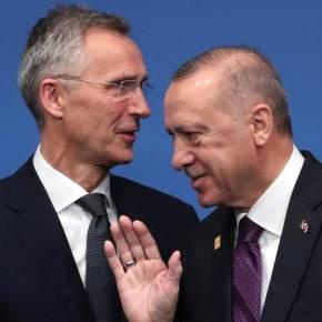 ΤΟ NATO στηρίζει Ερντογάν – «Φταίει η Ελλάδα για το μεταναστευτικό», λέει ο«σουλτάνος»