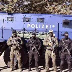 Βίντεο: Αυστριακές ειδικές δυνάμεις απέναντι από τους Τούρκους στρατοχωροφύλακες στονΈβρο