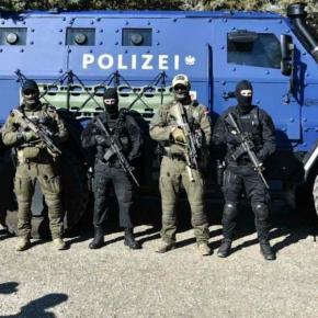 Οι Αυστριακοί κομάντος »τάπωσαν» τους Τούρκους: »Εδώ είναι η χώρα μας, υπερασπιζόμαστε την Ελλάδα» – Επιβεβαιώνεται η πτώση του τουρκικούdrone