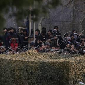 ΔΟΜ: Τουλάχιστον 13.000 πρόσφυγες και μετανάστες στα σύνορα Ελλάδας –Τουρκίας