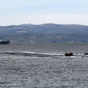 Μεταναστευτικό: Mε σκάφη και ελικόπτερα θα «θωρακίσει» τα ελληνικά σύνορα ηFrontex