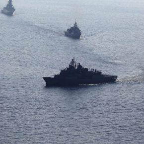 Πολεμικό Ναυτικό: Ούτε ο ΚΟΡΟΝΟΪΟΣ σταματά την εκπαίδευση!(ΦΩΤΟ)
