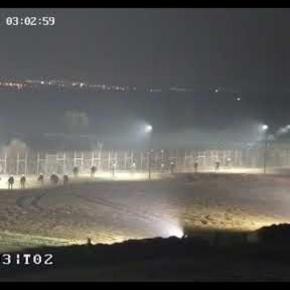 Φωταγωγήθηκαν τα ελληνοτουρκικά σύνορα στονΈβρο!