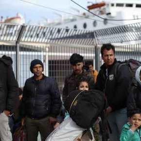 Στο τραπέζι το σενάριο για κλειστές δομές σε «ξερονήσια» – «Ανοησίες» κατά τον Τσίπρα τα περί ασύμμετρης απειλής- Η Τουρκία βγάζει στο …σφυρί τουςμετανάστες