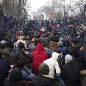 Μεταναστευτικό: Κλείνει τα σύνορα η Τουρκία – Εκτονώνεται η ένταση στιςΚαστανιές