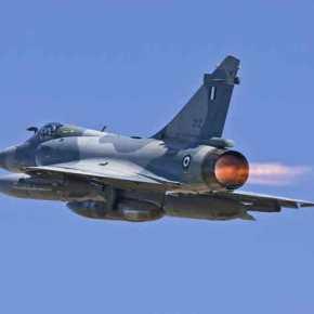Πτήσεις μαχητικών στην Αθήνα για την 25ηΜαρτίου