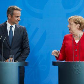 Μητσοτάκης: Συναντάται τη Δευτέρα στο Βερολίνο με την Άνγκελα Μέρκελ,-Στο περιθώριο του Ελληνογερμανικού ΟκονομικούΦόρουμ