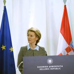 Σκληρός προς όλους ο Κ. Μητσοτάκης: «Η Ευρώπη δε μας βοήθησε – Κανείς παράνομος μετανάστης στηνΕλλάδα»