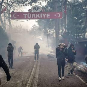 «Εισβολή» στα σύνορα LIVE: Ραγδαίες εξελίξεις σε Έβρο, Χίο και Μυτιλήνη-ΚΥΣΕΑ συγκαλεί οΜητσοτάκης