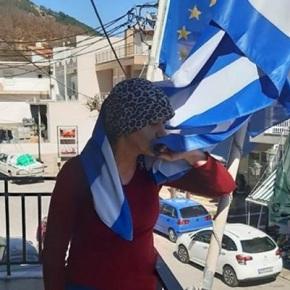 """Αϊσέ Ιμάμ: """"Δεν ξέρετε πως είναι να βάζεις ελληνική σημαία σταΠομακοχώρια""""…"""