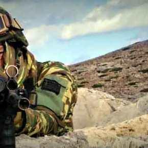 Βίντεο: Προειδοποιητικά πυρά από Έλληνες κομάντο κατά αλλοδαπών εισβολέων (upd2)