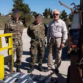 Ρεπουμπλικάνοι Ελλάδας: Πολύτιμο φορτίο μπαταριών & ελαστικών για τονΣτρατό