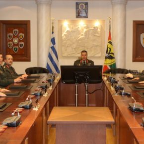 Πρώτη συνεδρίαση για το νέο Ανώτατο στρατιωτικό Συμβούλιο των Ενόπλων Δυνάμεων(pics)