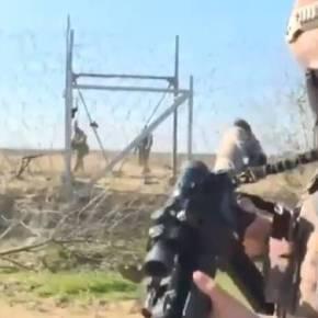 Βίντεο που κόβει την ανάσα: Έλληνες και Τούρκοι με το δάχτυλο στη σκανδάλη στα 5μέτρα