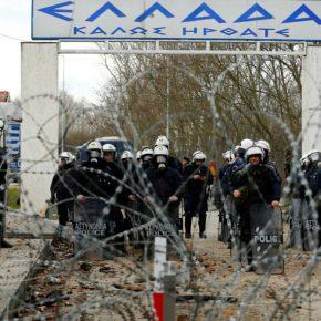 Πυροδοτούν το κλίμα οι Τούρκοι: «Οι Έλληνες κλιμακώνουν την ένταση στον Έβρο – Τοποθετούν συρματοπλέγματα»