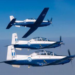 Μετά τα προωθημένα εκπαιδευτικά T-2, ξεκινά διαγωνισμός επισκευής 15 κινητήρων για T-6A Texan II με κόστος 16,5 εκ.ευρώ