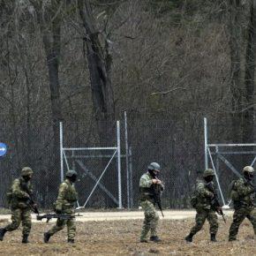 Ενισχύεται ο φράχτης – Θωρακίζεται η γραμμή άμυνας από τιςεπιθέσεις