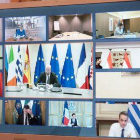 Ανίκανη να αποφασίσει για το προσφυγικό η ΕΕ… χαϊδεύει τηνΤουρκία