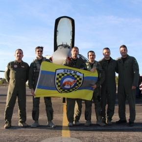 Ξανά η Πολεμική Αεροπορία έλαμψε στο ΝΑΤΟ… 340 & 343 Μοίρες της 115 ΠΜ! Ντρεπόμαστε;(ΦΩΤΟΓΡΑΦΙΕΣ)