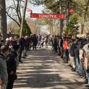 Έβρος: Απετράπη η είσοδος σε 26.500 μετανάστες – 218συλληφθέντες