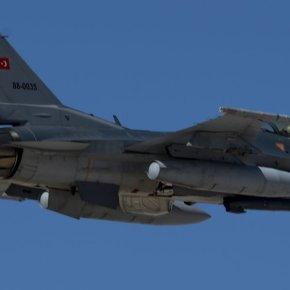 Τουρκικό F-16 έφτασε μέχρι την Καβάλα πετώντας πάνω από εθνικόέδαφος!