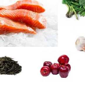 Αυτές είναι οι 5 τροφές που «καθαρίζουν» τουςπνεύμονες