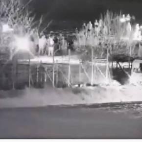 Έβρος: Βίντεο ντοκουμέντο – Τουρκικό τεθωρακισμένο προσπαθεί να γκρεμίσει τονφράχτη