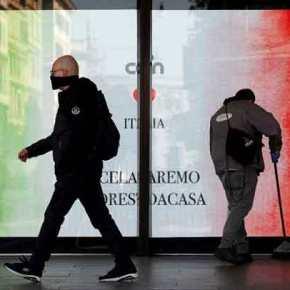 Μείωση – ρεκόρ στον αριθμό των κρουσμάτων στηνΙταλία