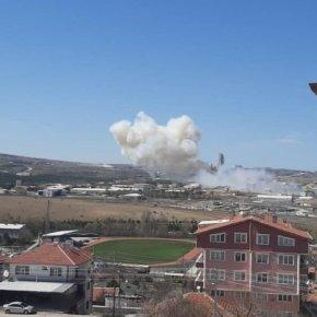 Οι Κούρδοι χτύπησαν την Roketsan στην Άγκυρα: Μεγάλο πλήγμα στην «καρδιά» τηςΤουρκίας
