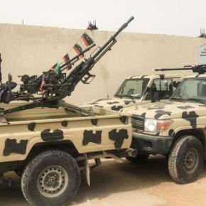 Ισραήλ και ΗΑΕ ενισχύουν τον Χαλίφα Χαφτάρ στηΛιβύη
