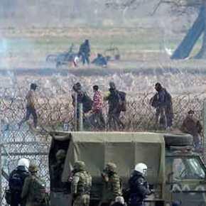 Πυρά Τούρκων στρατοφυλάκων κατά μεικτής περιπόλου Ελλήνων και Frontex στονΈβρο
