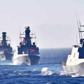 Σε ευθεία αναμέτρηση προκαλούν οι Τούρκοι: »Στόχος ο έλεγχος της Α. Μεσογείου» – Σφοδρή επίθεση σε Ελλάδα-Αίγυπτο-Ισραήλ