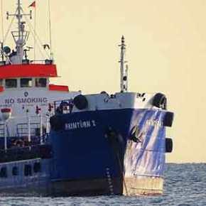 ΤΩΡΑ… Σε συνεχή παρακολούθηση από το ΛΣ τουρκικό πλοίο που μεταφέρει παράνομουςμετανάστες