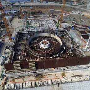 ΤΟΝ ΧΤΙΖΟΥΝ ΟΙ ΡΩΣΟΙ… Σε εξέλιξη οι εργασίες για το Τουρκικό πυρηνικό αντιδραστήρα που ΘΑ ΒΟΜΒΑΡΔΙΣΕΙ η Πολεμική μας Αεροπορία τον Ιούνιο…!!!