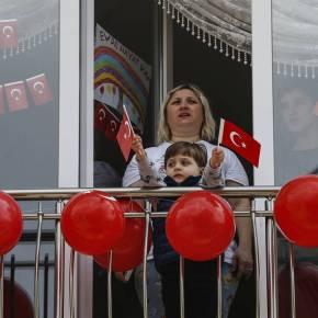 Κορονοϊός Τουρκία: Ξεπέρασαν τις 100.000 τα κρούσματα – 115 νεκροί σε ένα24ωρο