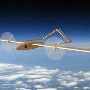 Ελληνικό Stratodrone – HAPS αναπτύσσει ο ΌμιλοςAratos!