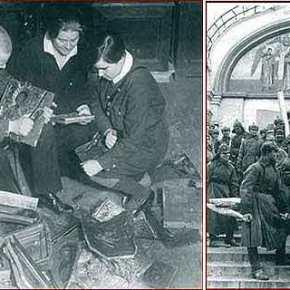 Όταν οι μπολσεβίκοι κατέβασαν τις εικόνες ως «εστίες μετάδοσηςεπιδημίας»