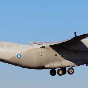 Τι γύρευε το Ελληνικό C-27 στο «Τρίγωνο των Βερμούδων των transponder» νότια της Κρήτης; Ταξίδευε για Λιβύη και επέστρεψε με τιφορτίο;