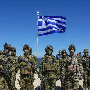 Περνάει ο στρατός της Ελλάδος φρουρός (και ψοφάει οκορωνοϊός;)
