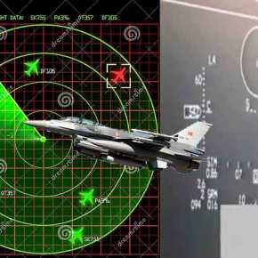 «Λοκαρισμένα» πετούν τα τουρκικά αεροπλάνα στο Αιγαίο – Επιφυλακή για κλιμάκωση τωνπροκλήσεων