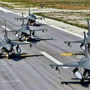 Το σχέδιο «ολικής αποτροπής» των Τούρκων από την ΠολεμικήΑεροπορία