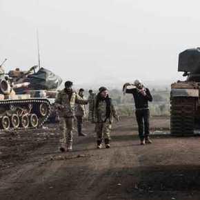Ο Χαφτάρ διασύρει τον Ερντογάν: «Στέλνει Κούρδους κρατούμενους να πεθάνουν στηΛιβύη»